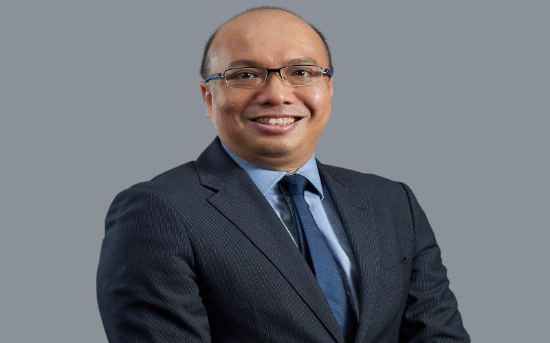 Komisaris CIMB Niaga Dato' Abdul Rahman Ahmad.  - Dokumen Bank CIMB Niaga