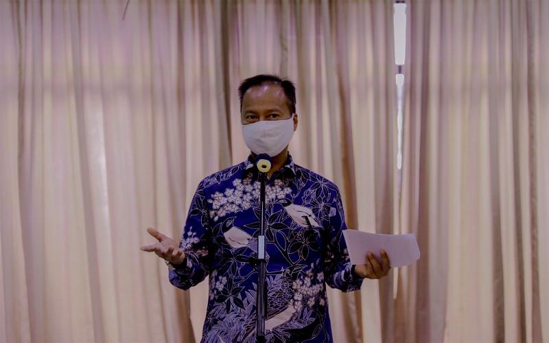 Menteri Perindustria Agus Gumiwang - Istimewa