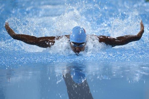 Ilustrasi: berenang