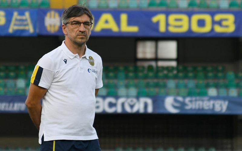 Pelatih Vverona, Ivan Juric - Zimbio