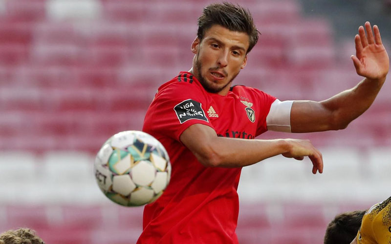 Ruben Dias  -  Evening Standard