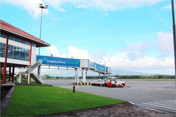 Bandara Pattimura di Ambon - pattimura/airport.co.id