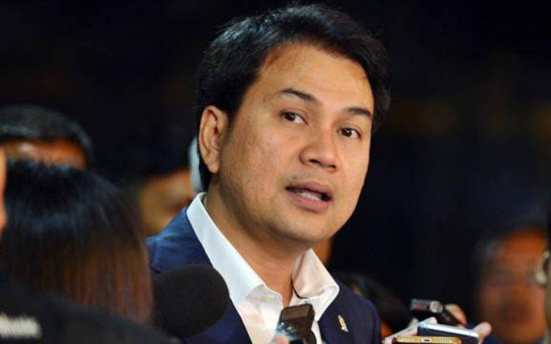 Wakil Ketua DPR RI Azis Syamsuddin - ANTARA - Wahyu Putro A
