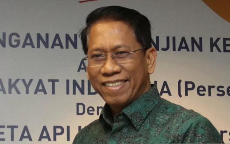 Didiek Hartantyo, Direktur Utama PT Kereta Api Indonesia. ANTARA