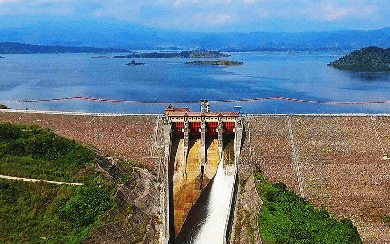 Ilustrasi: Proyek Bendungan Kuwil Kawangkoan membutuhkan investasi Rp1,508 triliun.  - KPPIP