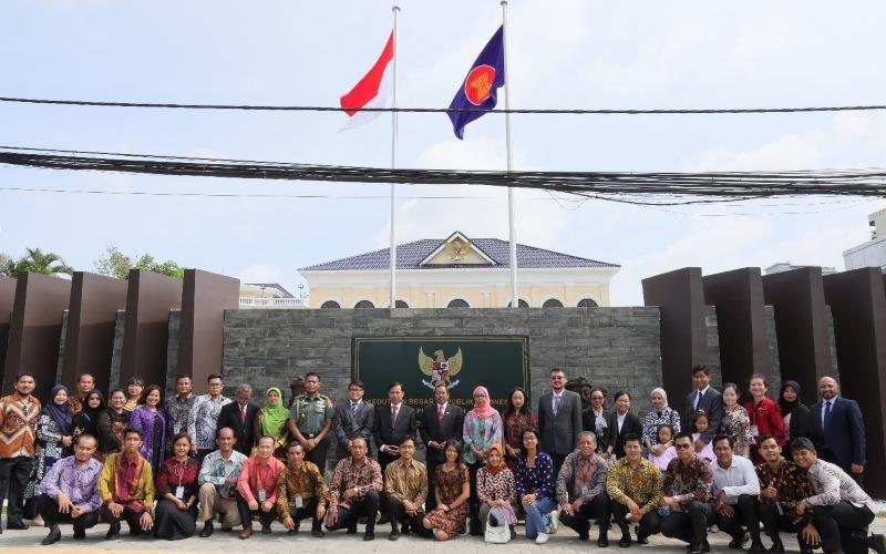 KBRI Phnom Penh - dokumen KBRI Phnom Penh