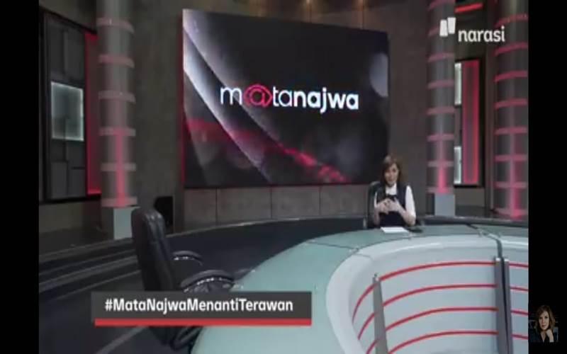 Najwa Shihab wawancara bangku kosong