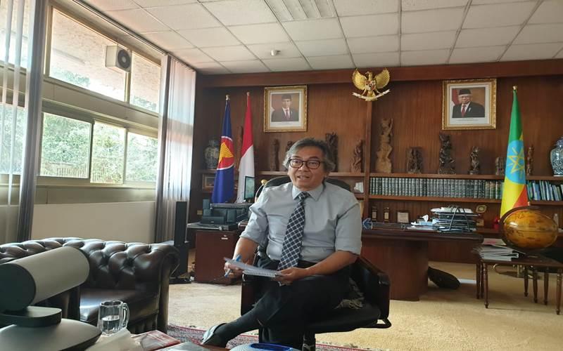 Al Busyra Basnur, Duta Besar RI untuk Ethiopia