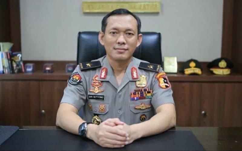Kepala Biro Penerangan Masyarakat Polri Brigjen Pol Awi Setiyono. - Antara