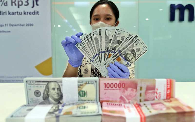 Kurs Jual Beli Dolar As Di Bank Mandiri Dan <A href=