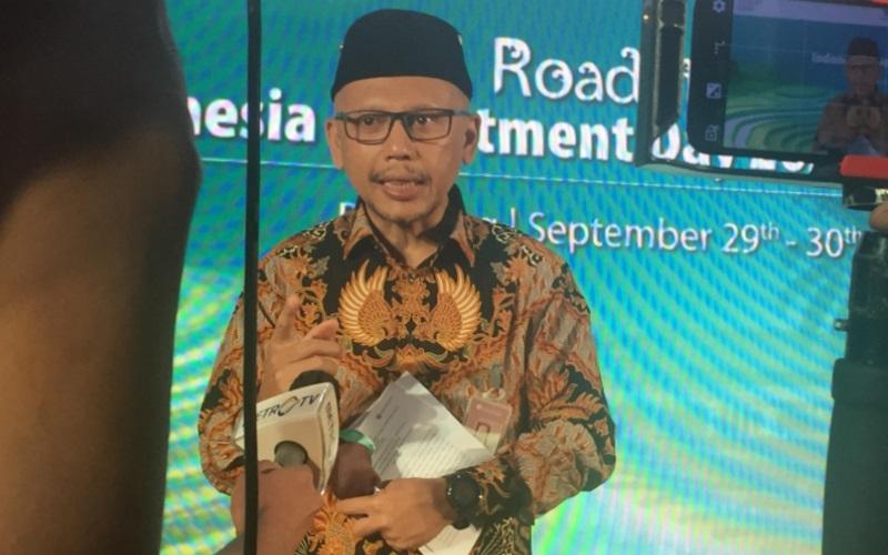 Kepala Kantor Perwakilan Bank Indonesia Jawa Barat Herawanto - Bisnis/Wisnu Wage