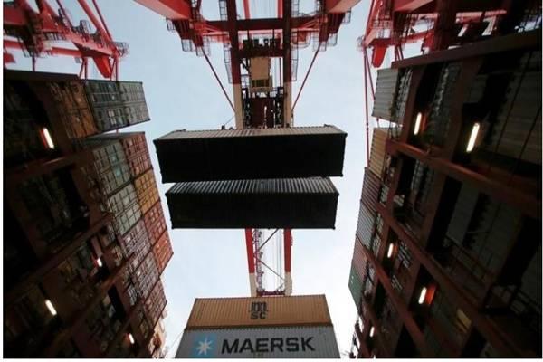 Ekonomi China. - .Reuters