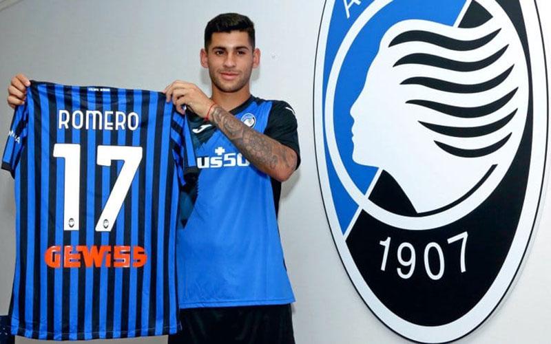 Pemain Atalanta Cristian Romero, pinjaman dari Juventus. - TyC Sports