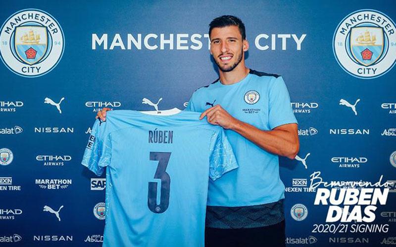 thông tin chuyển nhượng Manchester City