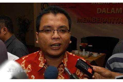 Calon Gubernur Kalimantan Selatan Denny Indrayana - Jibi - Bisnis