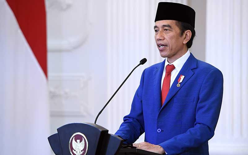 Presiden Joko Widodo - Antara/Kemenlu