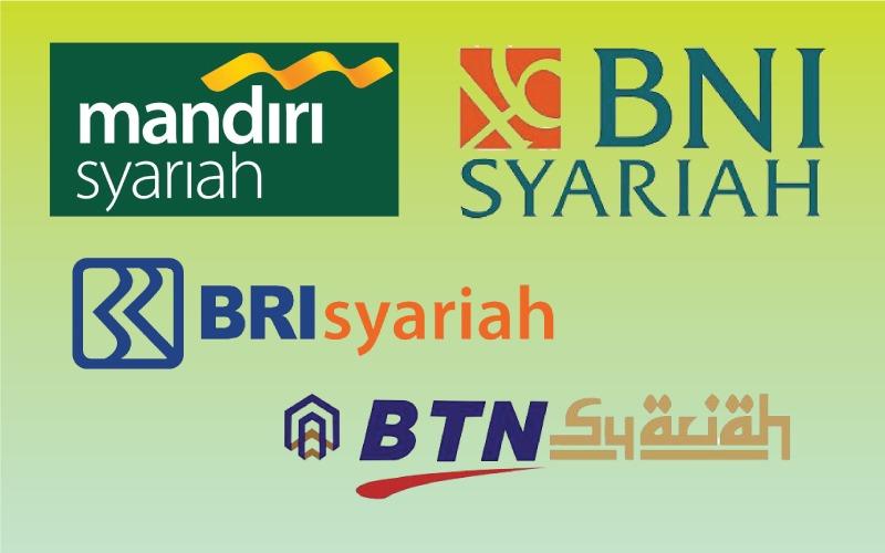Logo Bank Syariah milik BUMN. - Istimewa