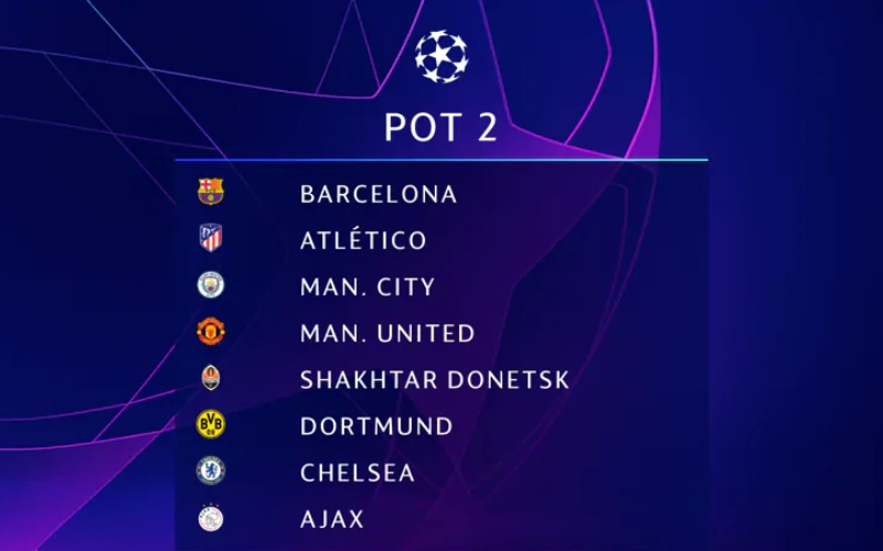 Hasil Drawing Grup Liga Champions Munchen Barcelona Inter Satu Grup Bola Bisnis Com