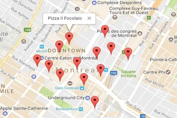 Google Maps - Istimewa