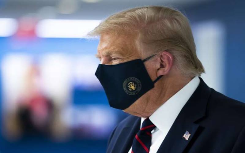 Presiden Amerika Serikat Donald Trump - Istimewa