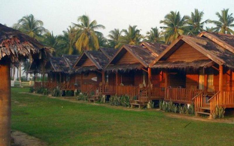 Ilustrasi homestay di desa wisata. - Antara
