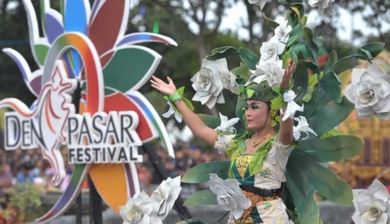 Denpasar Festival dilakukan secara daring untuk memulihkan perekonomian di Kota Denpasar. - istimewa