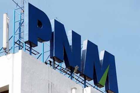 Ilustrasi logo PNM.  - Ilustrasi