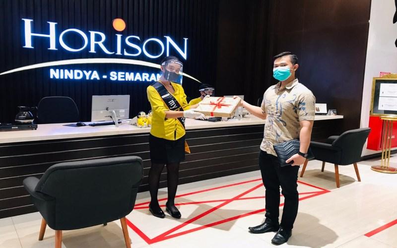 Hotel Horison Nindya Semarang menawarkan promo paket menginap senilai Rp399.999 net per malam di kamar Superior Room, termasuk sarapan untuk dua orang. (Foto: Istimewa)