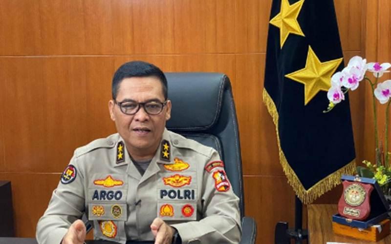 Kadiv Humas Polri Irjen Pol Raden Prabowo Argo Yuwono/Antara-HO - Polri