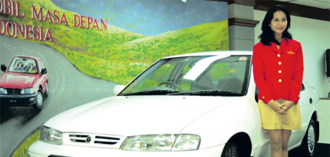 Mobil Timor hanya bertahan 2 tahun. Melejit dan kemudian harus ditutup. - Foto / chrisjiyoong.blogspot.com