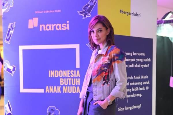 Najwa Shihab co-founder Narasi. - istimewa