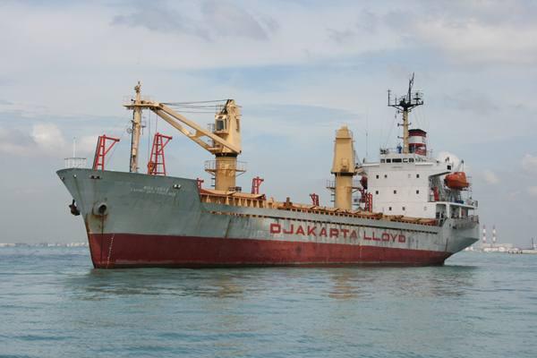 Kapal milik Djakarta Lloyd. - Bisnis/bumn.go.id