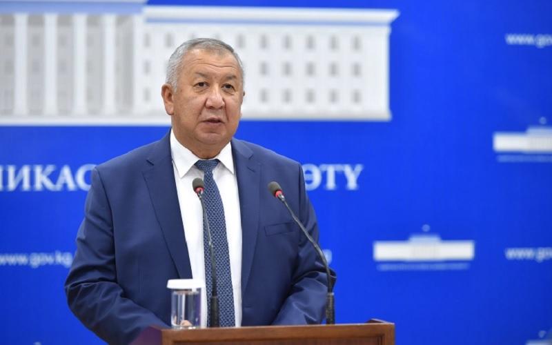 Kubatbek Boronov mengundurkan diri dari jabatan Perdana Menteri Kirgistan  -  Aljazeera/Anadolu