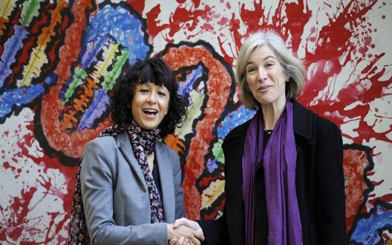 Emmanuelle Charpentier dan Jennifer A. Doudna