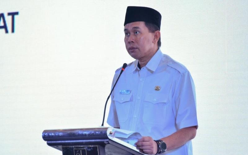 Kepala Bappeda Jabar Taufiq BS