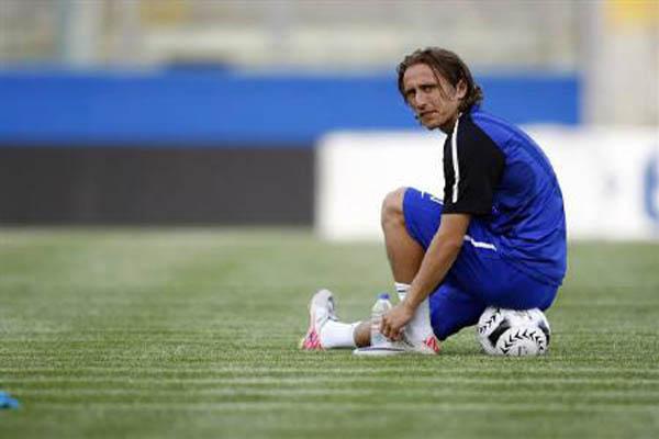 Luka Modric/Reuters - Darrin Zammit Lupi