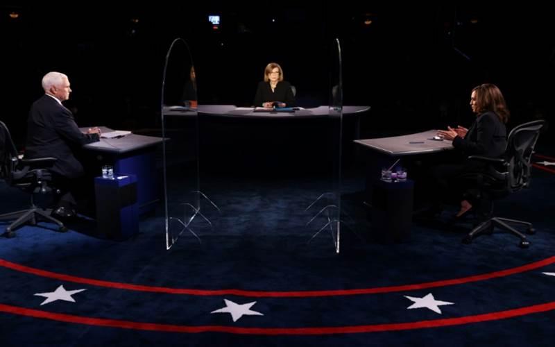 Debat cawapres AS