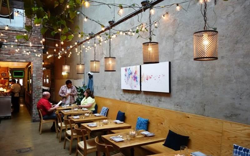Restoran Rose's Luxury