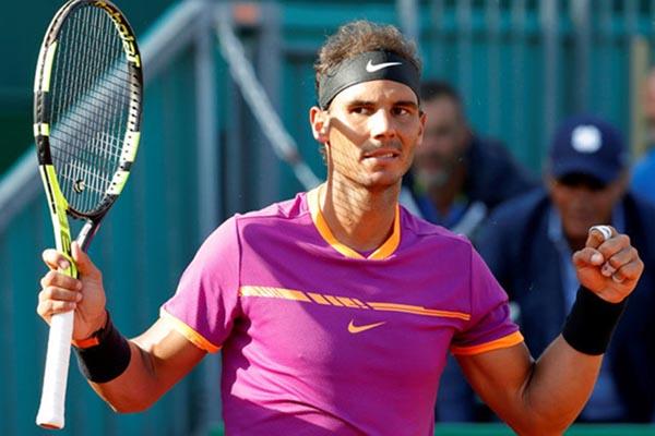 Petenis Spanyol Rafael Nadal/Reuters - Eric Gaillard