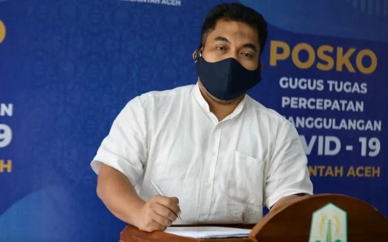 Karo Humas dan Protokol Setda Aceh Muhammad Iswanto. ANTARA