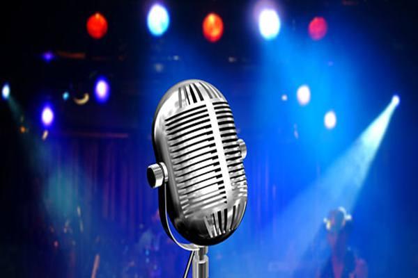 Karaoke - Ilustrasi
