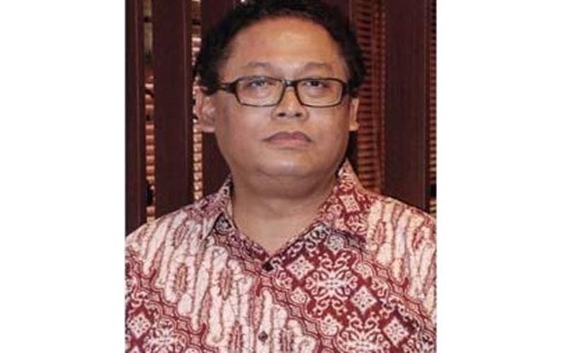 Dosen Statistik Epidemiologi dari Fakultas Kesehatan Masyarakat Universitas Indonesia Pandu Riono. JIBI - Bisnis/Nancy Junita