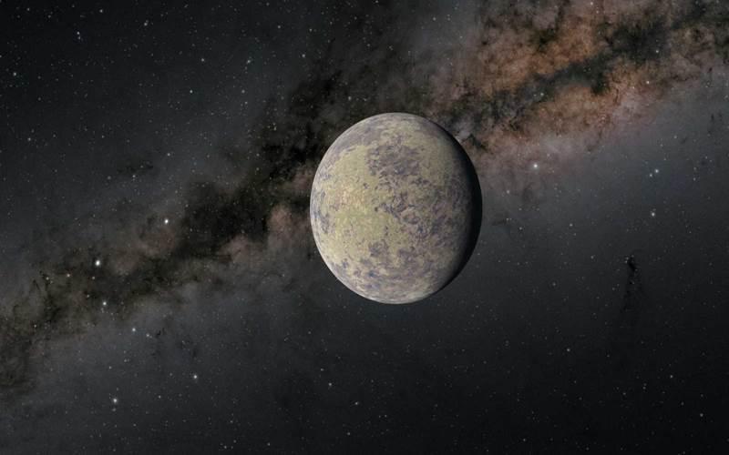 Ilustrasi exoplanet - NASA