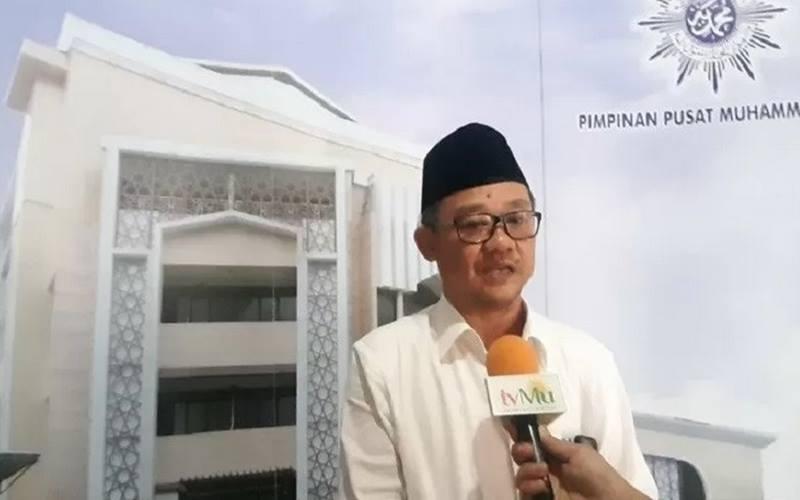 Sekretaris Umum Pimpinan Pusat Muhammadiyah Abdul Mu'ti. - Antara