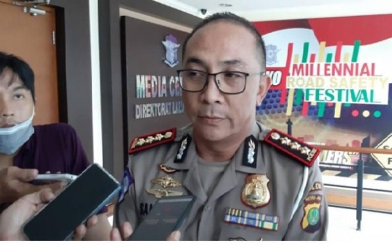 Direktur Lalu Lintas Polda Metro Jaya, Kombes Pol Sambodo Purnomo Yugo. - Istimewa