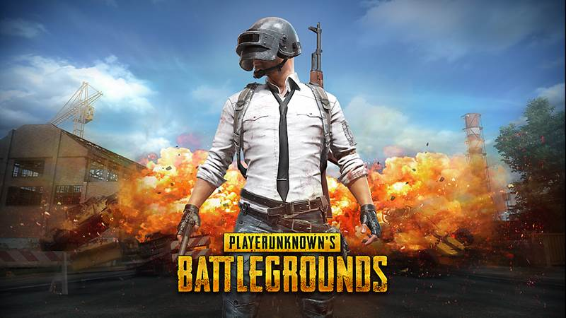 Game PUBG. - playstation.com