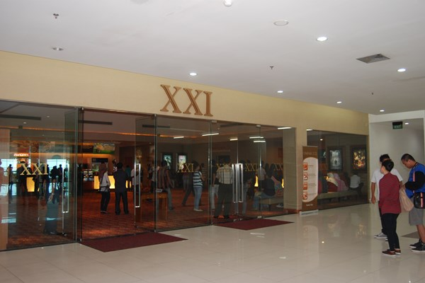 Cinema XXI - Ilustrasi/Istimewa