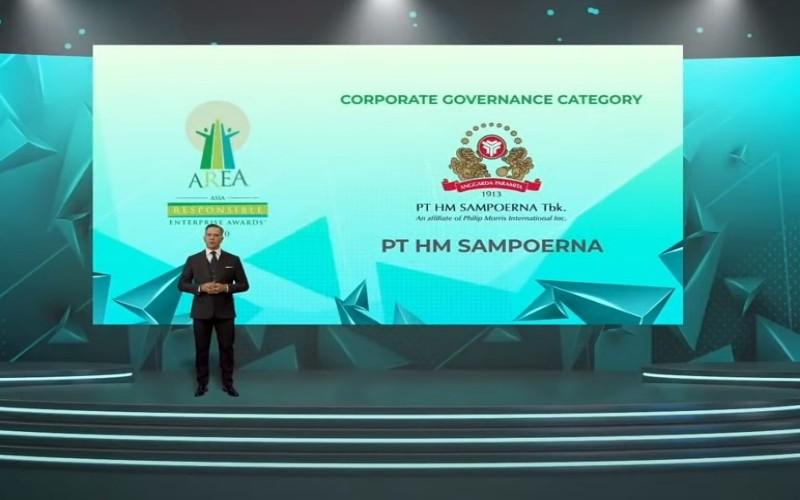 Sampoerna Raih Raih Penghargaan Asia Responsible Enterprise Award