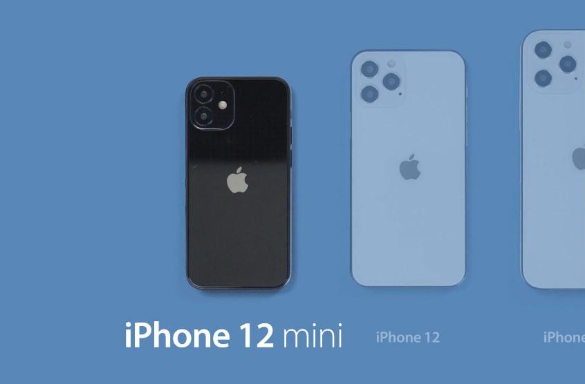 iPhone 12 mini dan iPhone 12. - istimewa