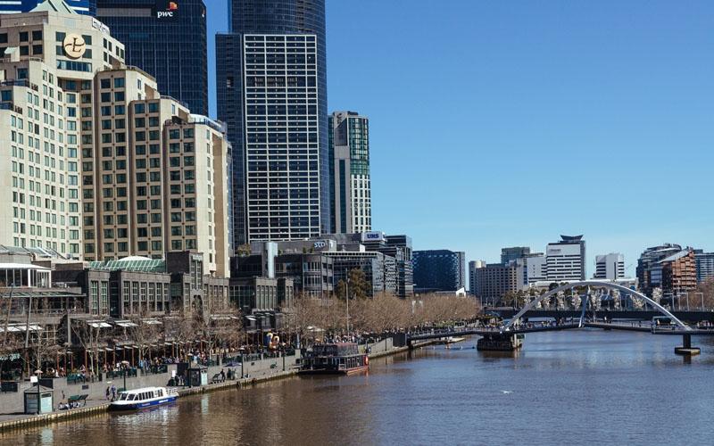 Southbank di Melbourne. Di kawasan inilah Crown Group akan membangun apartemen bernama Artis. - Time Out